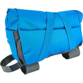Acepac Roll Fuel Frame Bag, blue